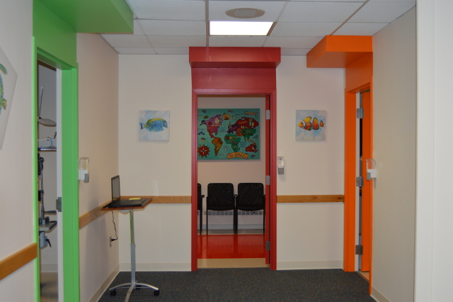 Specialized Pediatric Eye Care